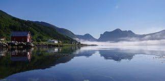 uitzicht fjord