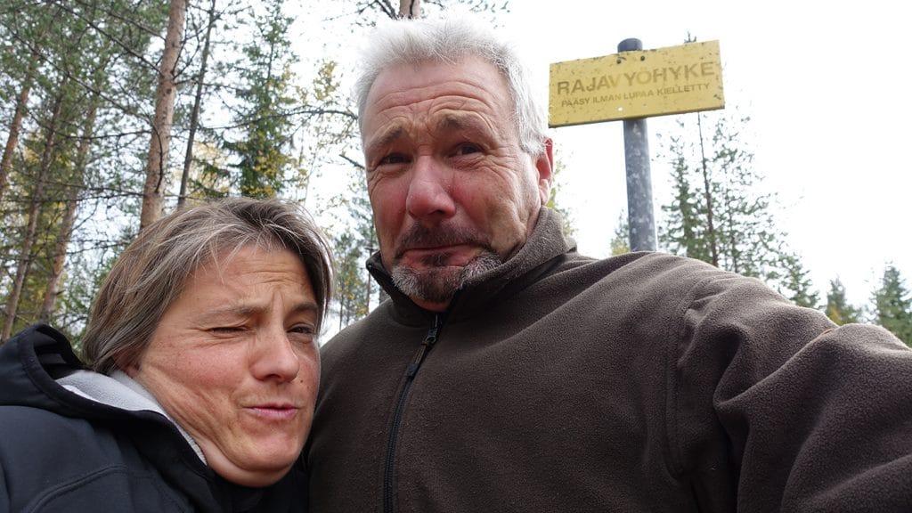 we on russian border