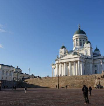 Domkerk van Helsinki