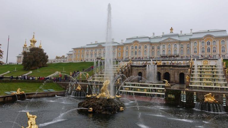 Film: Betoverd door Sint Petersburg