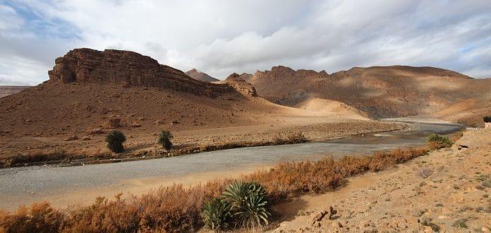 view ziz valley