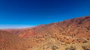 uitzicht vallei