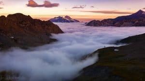 zonsopgang bergen
